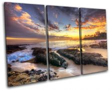 shore Island Sunset Seascape - 13-0578(00B)-TR32-LO
